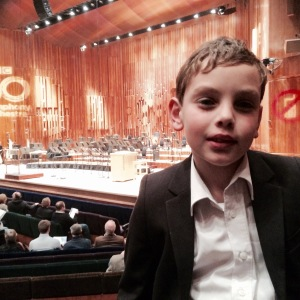Femi at the Barbican - first concert